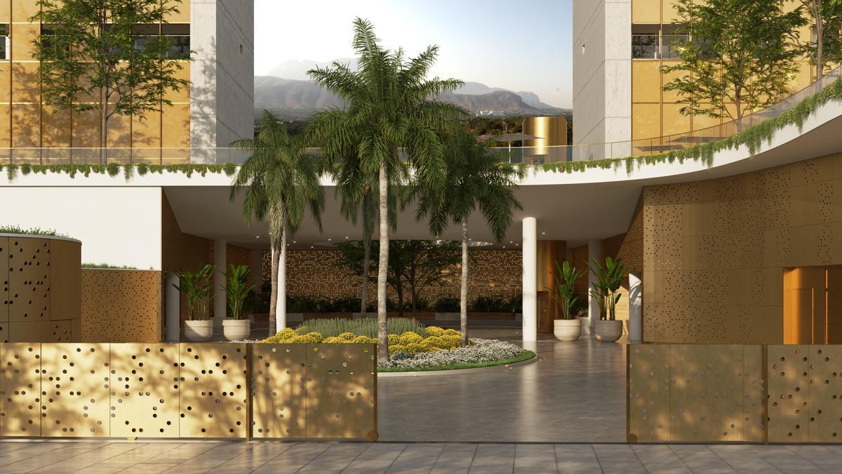 Lujo y exclusividad al alcance de pocos: así es el rascacielos Intempo Sky Resort