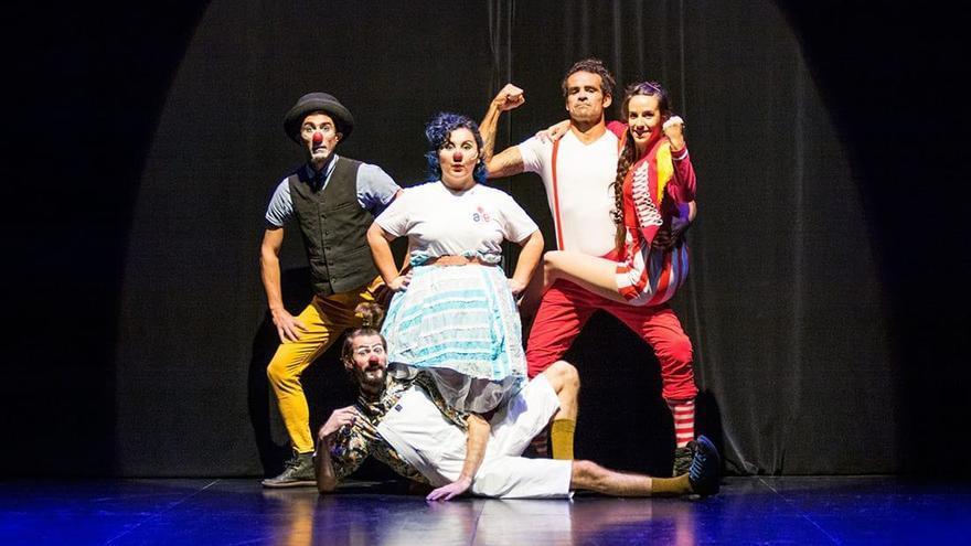 El teatro en directo regresa hoy a Torre Pacheco con La Aye Cía