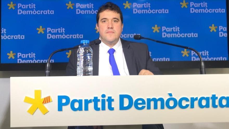 El PDeCAT rompe con JxCat y activa el proceso de primarias para ir a las elecciones