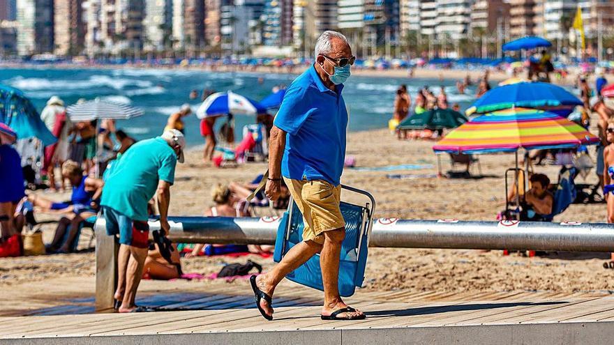 El estado de alarma provoca las primeras cancelaciones en los hoteles de la provincia de Alicante