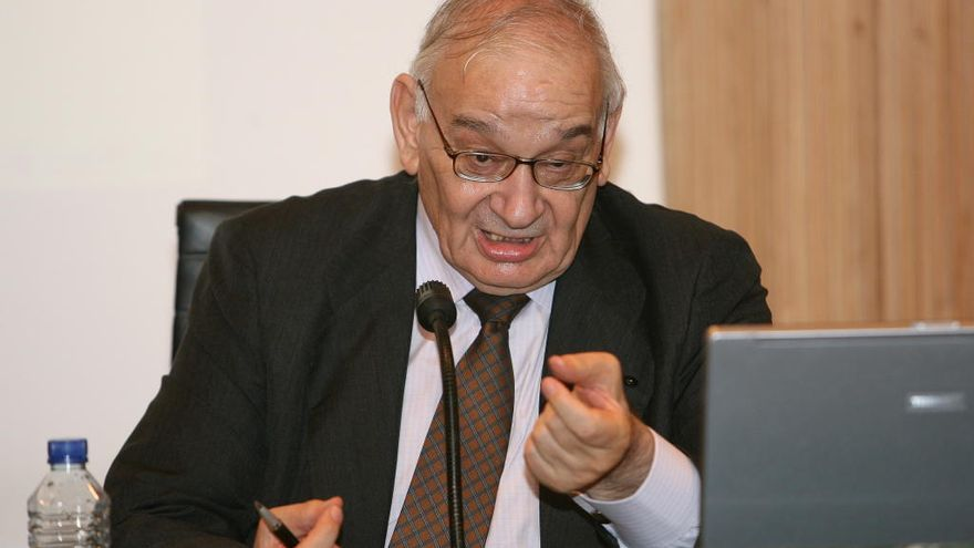 Muere el expresidente de la CNMV Blas Calzada