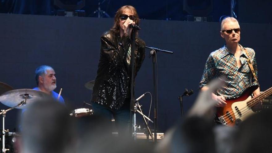 Rollings, Queen y Bon Jovi suenan en Infecar