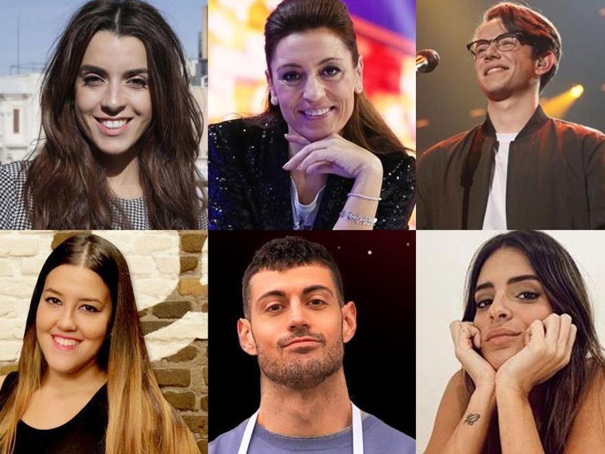 Numerosos rostros murcianos han triunfado en la televisión