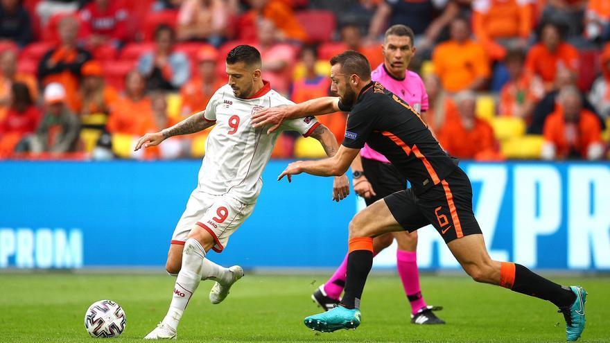El Mallorca ingresa más de 450.000 euros por la Eurocopa de Valjent y Trajkovski