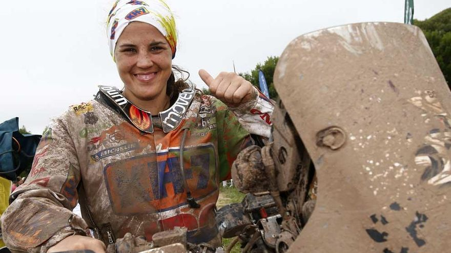 """Laia Sanz: """"Quedan muchos hombres a los que les da rabia que les gane una mujer"""""""