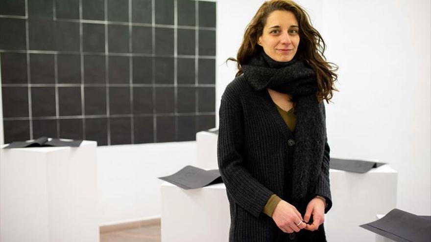 Alexandra Garcia, qüestionant la mirada