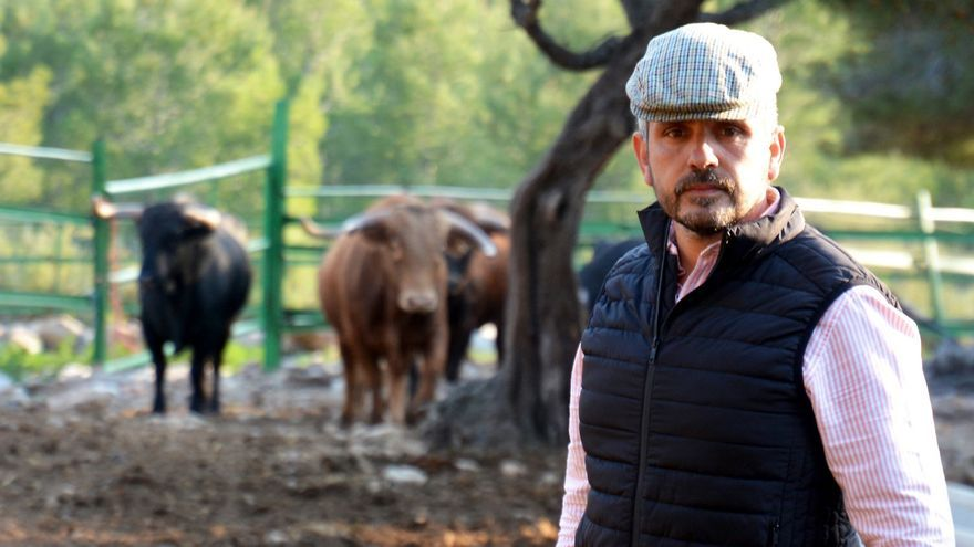 """Daniel Ramos: """"No hay mayor animalista que un ganadero"""""""
