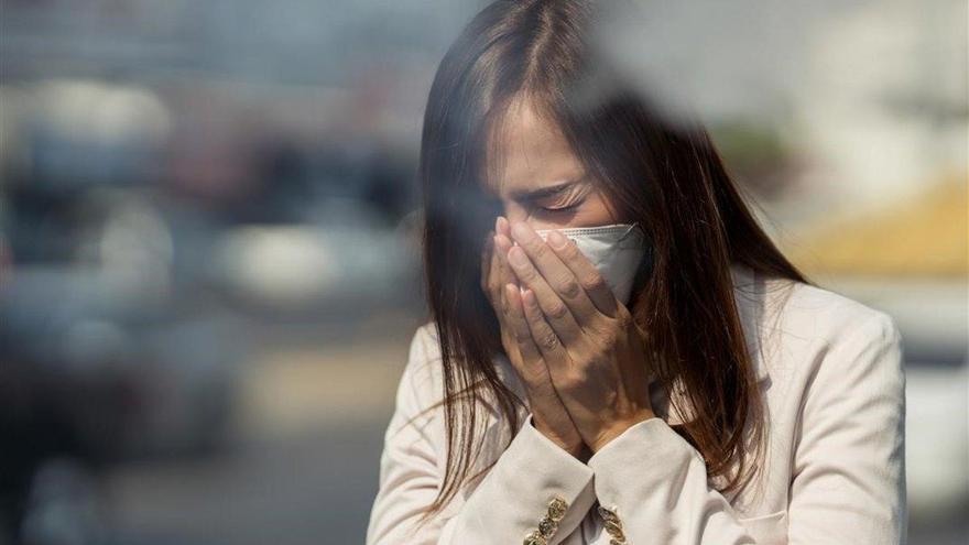 Cómo diferenciar el coronavirus de la gripe y el resfriado común