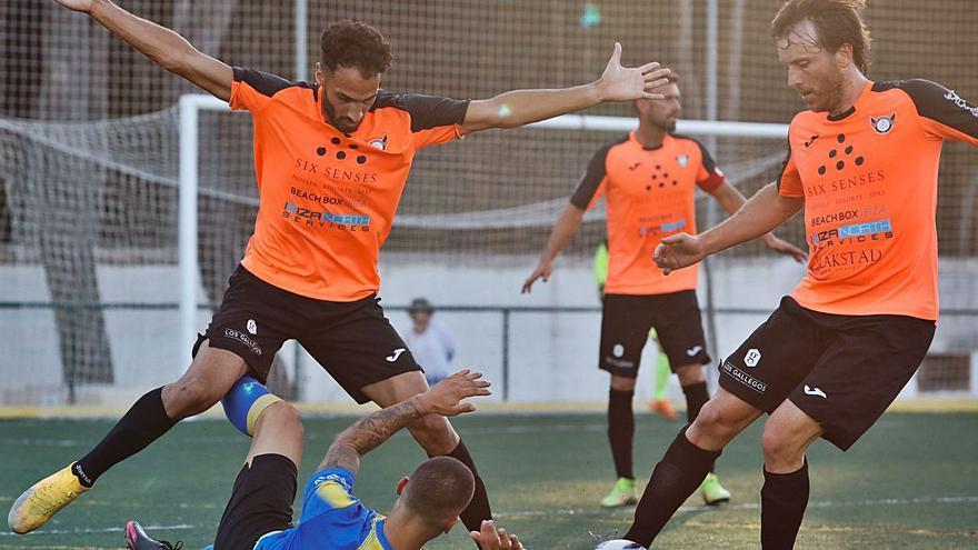 La Penya Independent saca el billete para optar a disputar la Copa del Rey