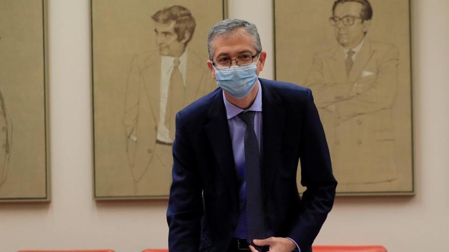 El Banco de España aconseja limitar a los sanitarios la subida de sueldos en 2021