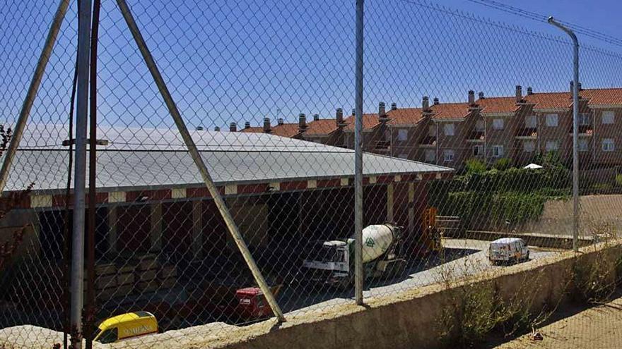 Luz verde a la instalación de una nave de materiales de construcción en El Pinar en Benavente