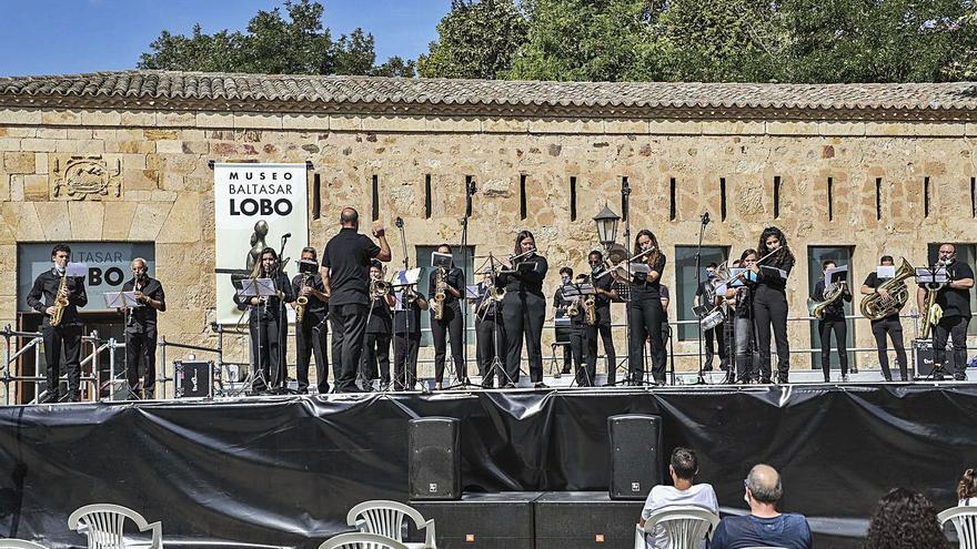 Colofón musical a las fiestas de septiembre con Nacor Blanco
