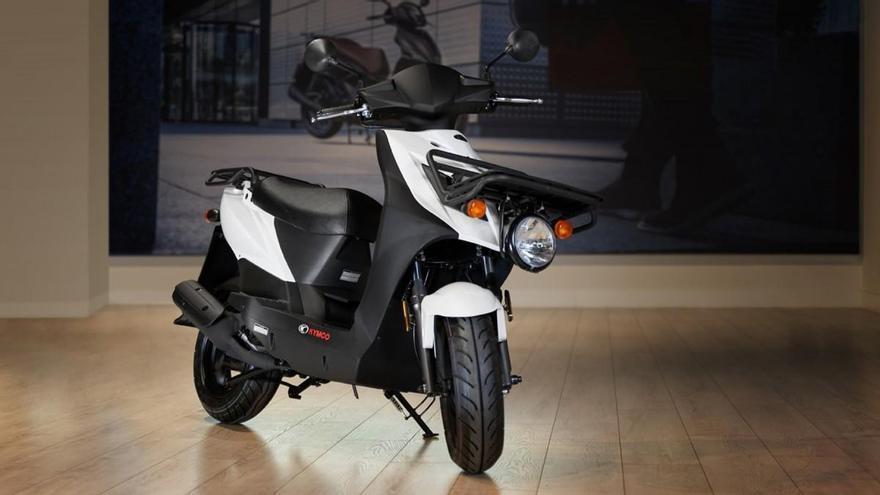 Nuevo Kymco Agility Carry 50, un ciclomotor con capacidad de carga de hasta 25 kg