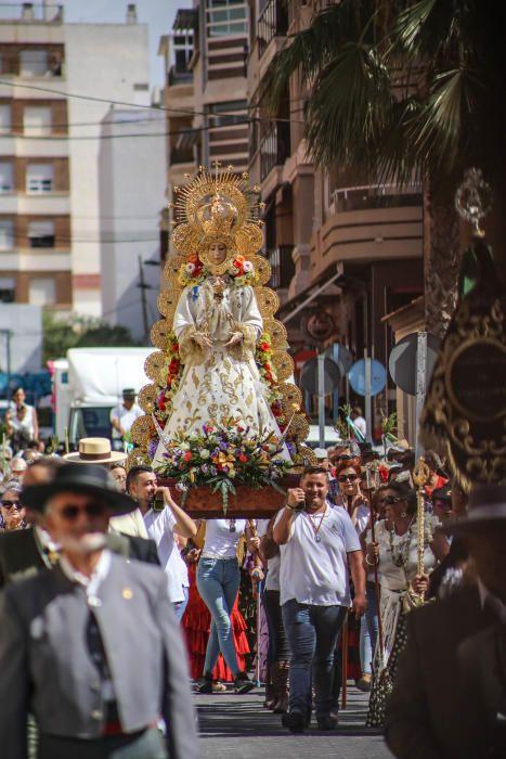 Romería de la Virgen del Rocío en Torrevieja