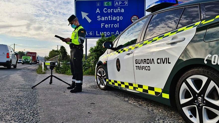 La Guardia Civil, en alerta por los vehículos sin ITV al detectar 60 al día: el doble en un año