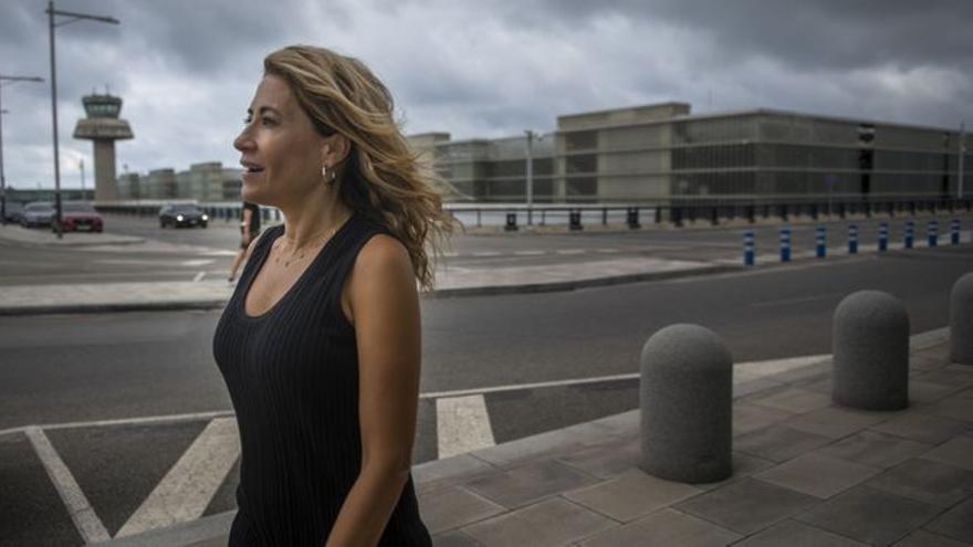 """Raquel Sánchez: """"No volverán los peajes, hay que buscar un modelo que no genere agravios"""""""