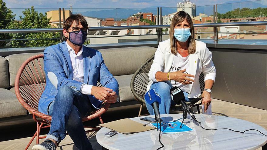 El sector hoteler de Girona no pateix cancel·lacions «perquè no hi ha reserves»