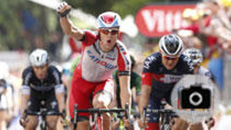 Las imágenes de la decimoquinta etapa del Tour de Francia 2014