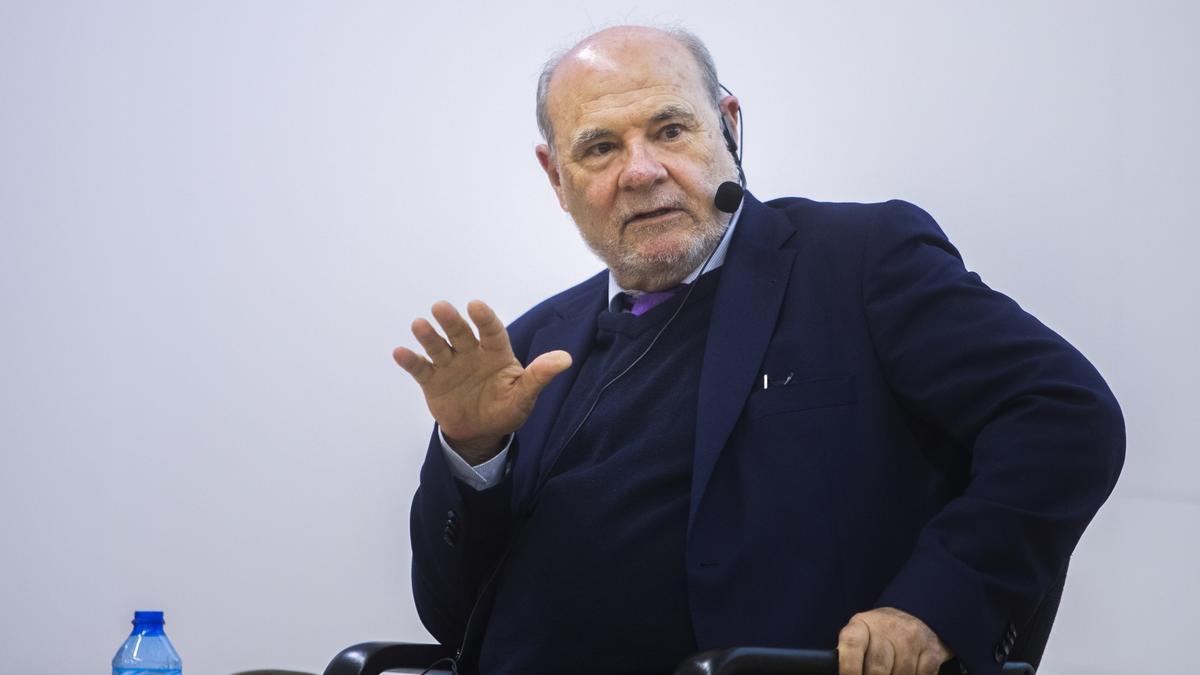 Andrés García Reche, responsable de la Agència Valenciana de la Innovació