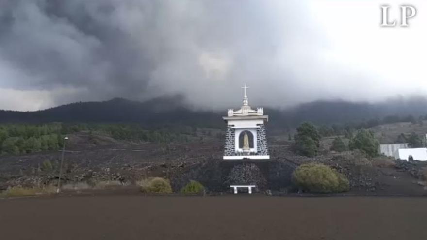 La Palma se encomienda a Fátima