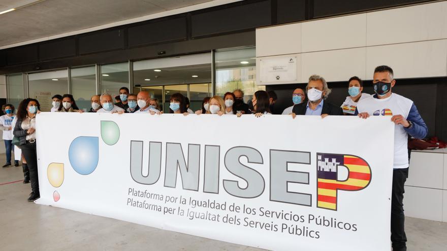 Unisep exige subir el plus de insularidad a más de 5.000 funcionarios de Ibiza y Formentera