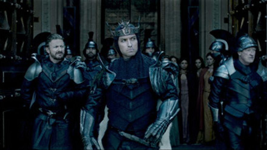 Rey Arturo: La leyenda de Excálibur