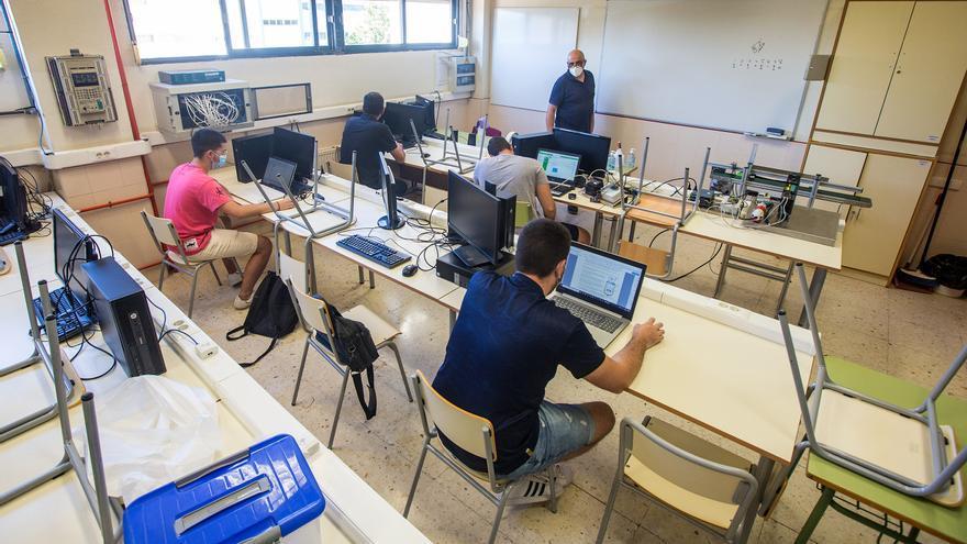 Educación oferta cerca de 3.000 nuevas plazas de FP en la provincia