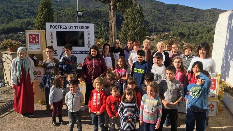 Figueroles presenta en TVCS sus postres más tradicionales