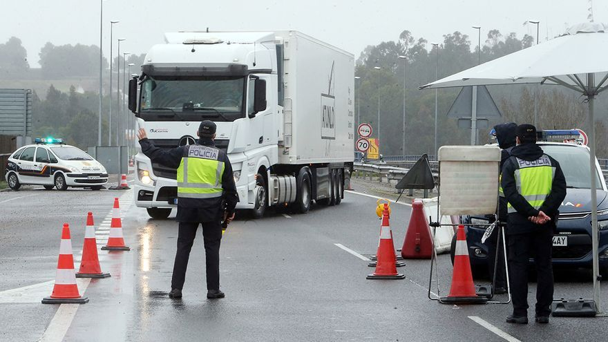 Portugal echa el cierre a su frontera con Galicia