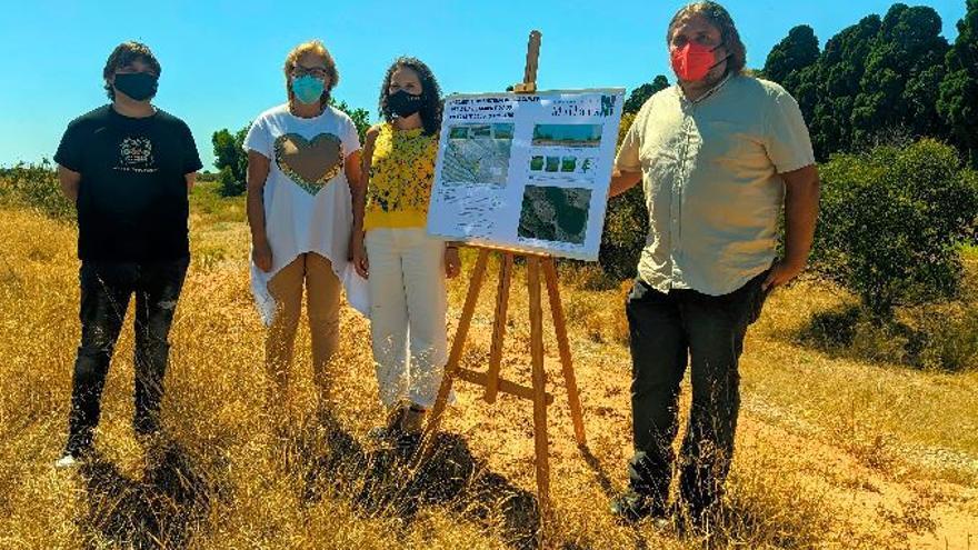 Burriana habilitará en el Millars una laguna para atraer turismo ecológico