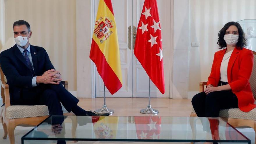 El Gobierno y Madrid estudian medidas para aplicar tras la alarma