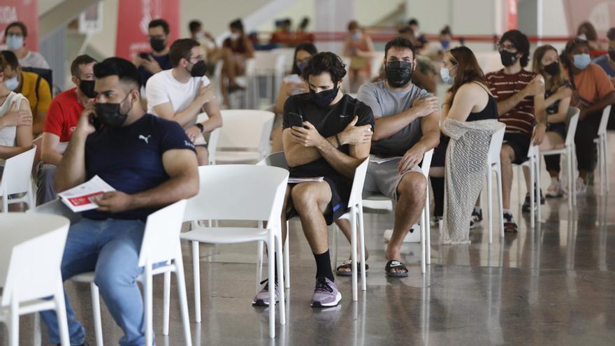 La C. Valenciana registra 441 nuevos casos de coronavirus y 13 muertos