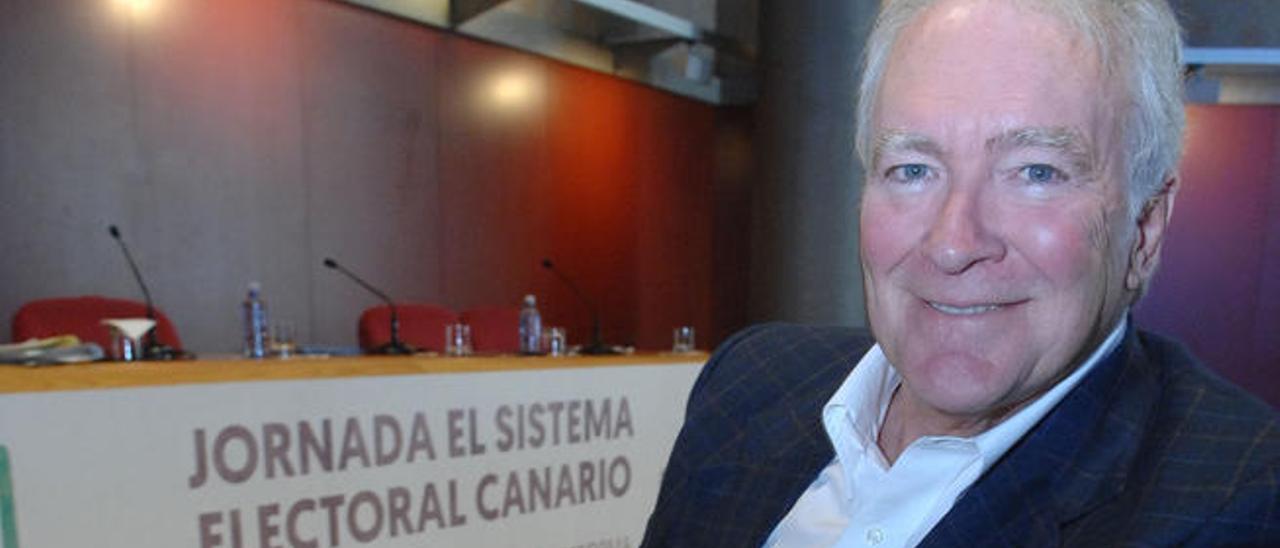 """José Ramón Montero: """"El reparto de escaños está basado en la desconfianza y la manipulación"""""""