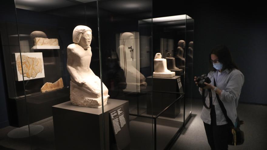 El CaixaForum desentierra los secretos de los faraones