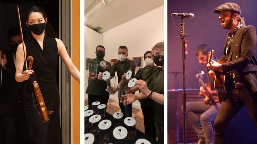 La cultura lucha contra la pandemia en Asturias: teatro en Gijón, Folixa en Mieres, música y exposiciones en Oviedo y talleres en Avilés