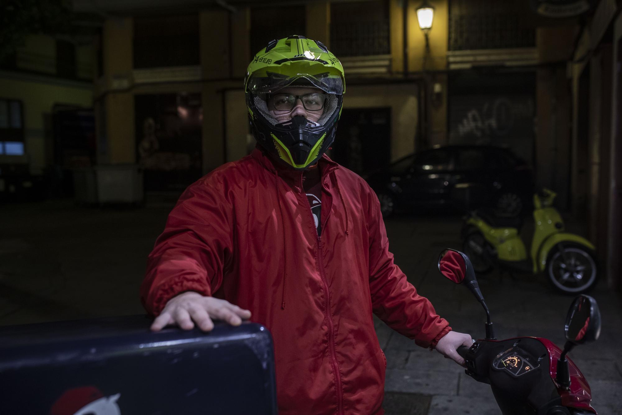 Zamora, vidas al límite | El turno de noche sortea el vacío