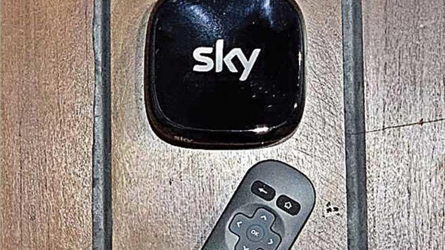 Sky TV Box: Genial simplicidad