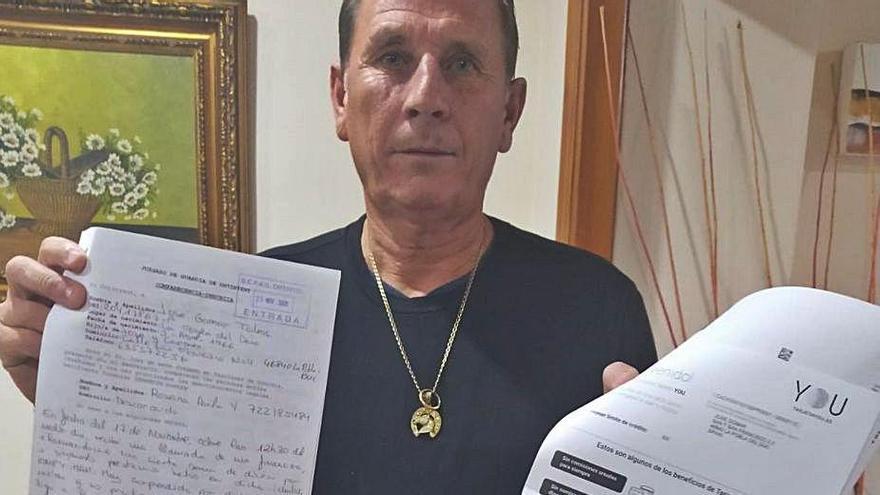 Un hombre denuncia que  su exmujer logra 19 créditos tras suplantar su identidad