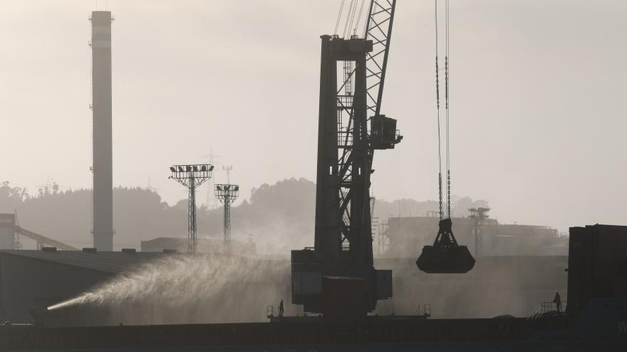 El tráfico portuario aumenta en noviembre, sin embargo sigue por debajo del de 2019
