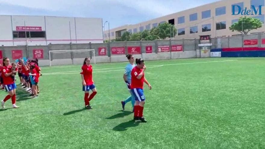 El emotivo adiós del Collerense al fútbol profesional