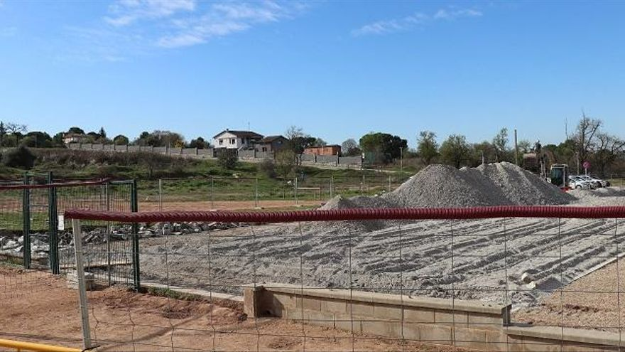 La Generalitat comença la construcció de la nova escola Pla del Puig de Sant Fruitós