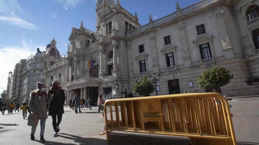 València solo registra 293 contagios en los últimos tres días