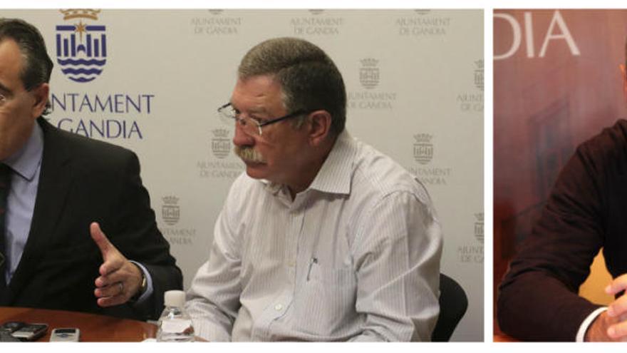 El Tribunal de Cuentas obliga a Torró, Reig y Morant a devolver 560.095 euros al ayuntamiento