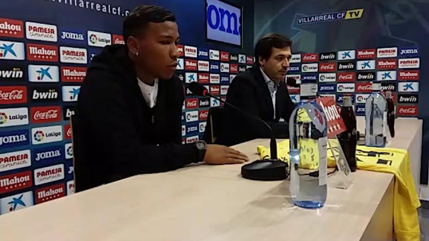 """Roger Martínez: """"Estoy listo para cuando el míster quiera"""""""