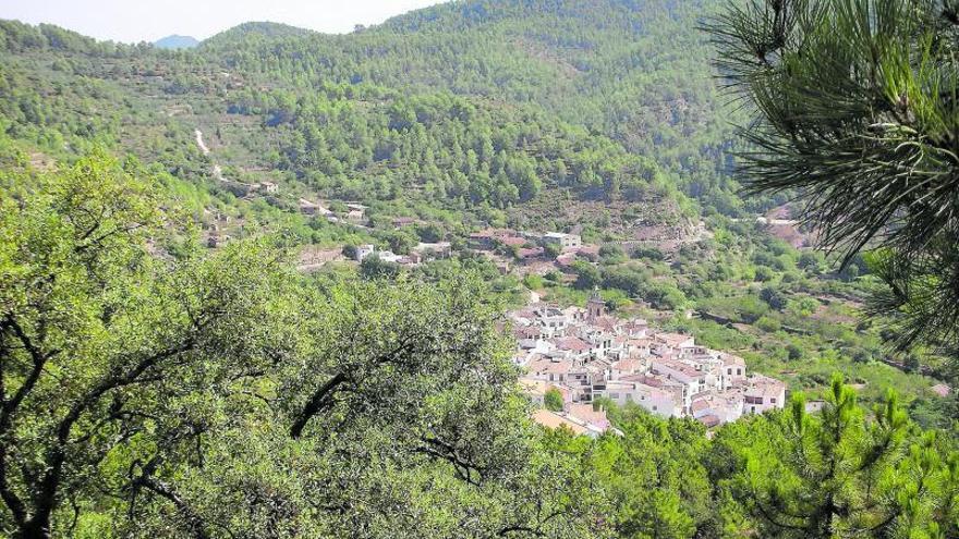 Aín: perderse en la Serra d'Espadà
