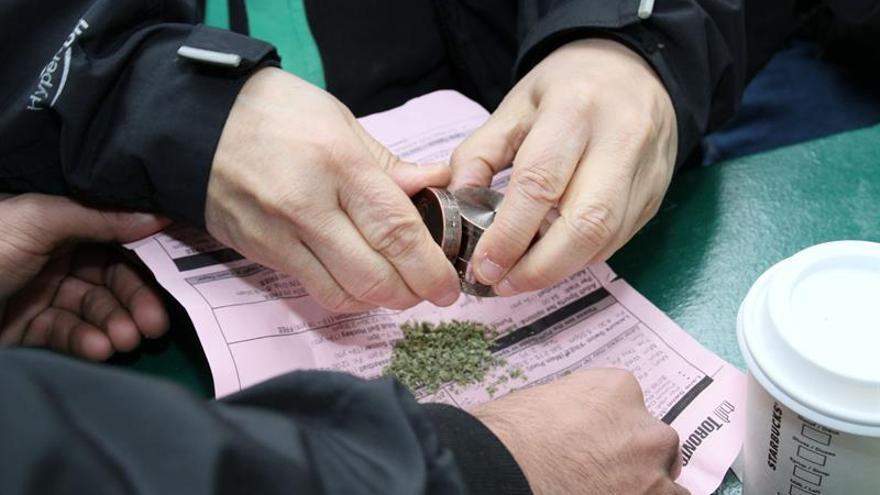 Absuelto un hombre sorprendido con 146 gramos de marihuana en Oviedo