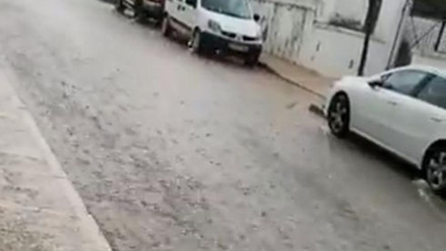 VÍDEOS | Nueva jornada de lluvias en Castellón