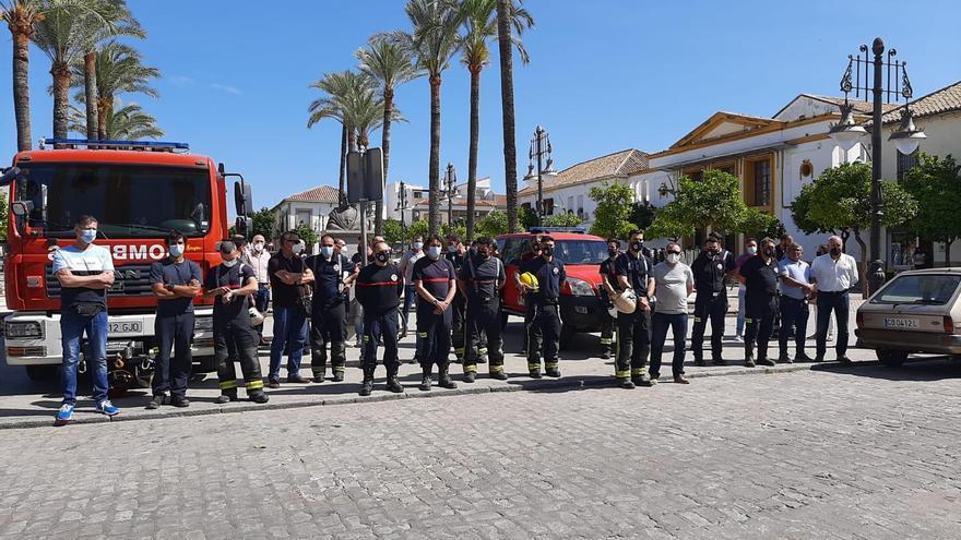 Fallece a los 80 años Juan Alba, muy querido entre sus compañeros bomberos de Córdoba