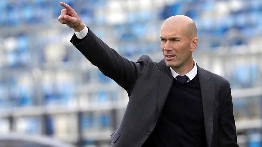 Zidane explica su marcha y lamenta la falta de confianza del Madrid hacia él