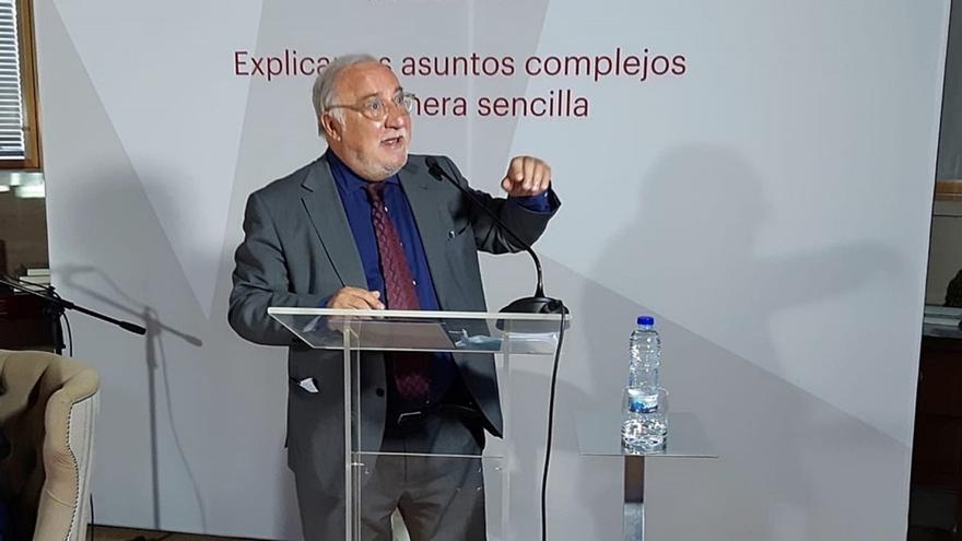 """Pere Navarro (DGT): """"El futuro de la movilidad será verde, digital y segura, o no será"""""""